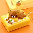San-X Relakkuma Choro Q Cell Phone Strap