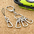 Simple And Useful! Malti Use Key Ring Collection Mk-02