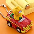 Sesame Street Choro Q Cell Phone Strap