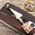 Japan Showa Nostalgic Snack, Food and Livingware Cell Phone Strap