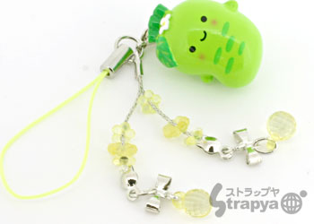 Wasabi-Chan Jewelry Cell Phone Strap