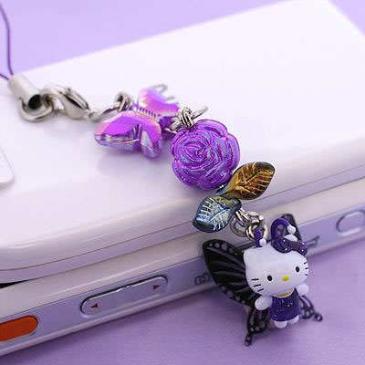 Sanrio Hello Kitty Ana Sui Style?! Petit Phone Strap
