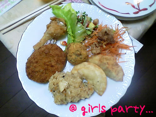 Girls_party_food