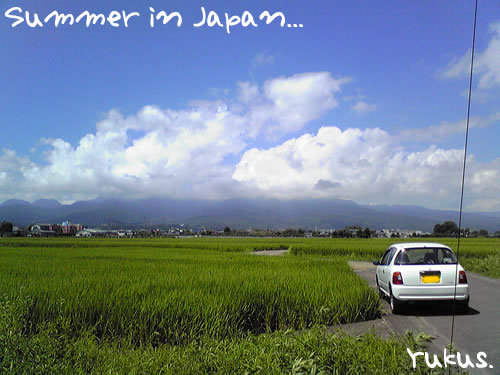 Summer_in_japan