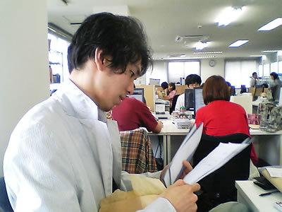 Tomo san short hair
